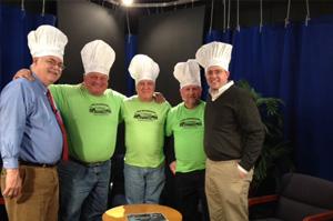 Whit & Welch Show on Nutmeg TV